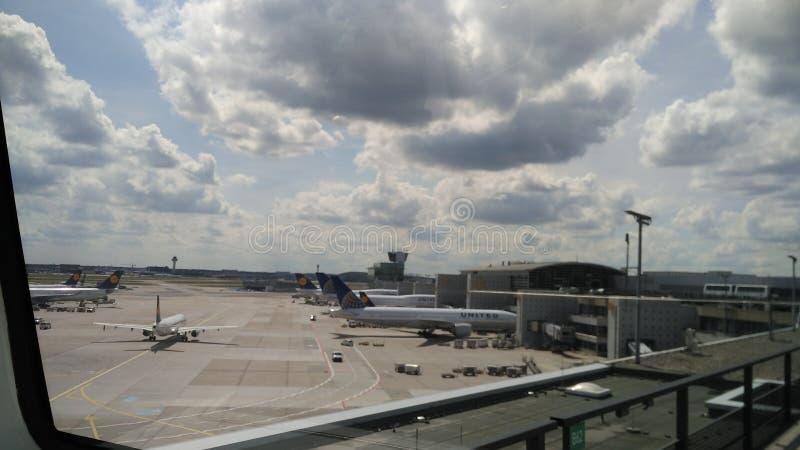 Flughafen /Airport stock photography