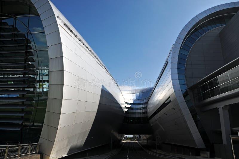 Flughafen Dublin lizenzfreie stockfotografie