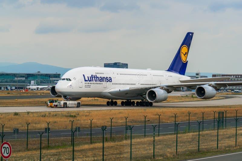 Frankfurt Flughafen Abflug Lufthansa
