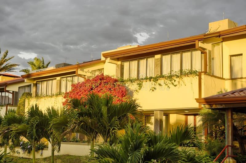 Flughafen-Motel, Costa Rica stockfotos