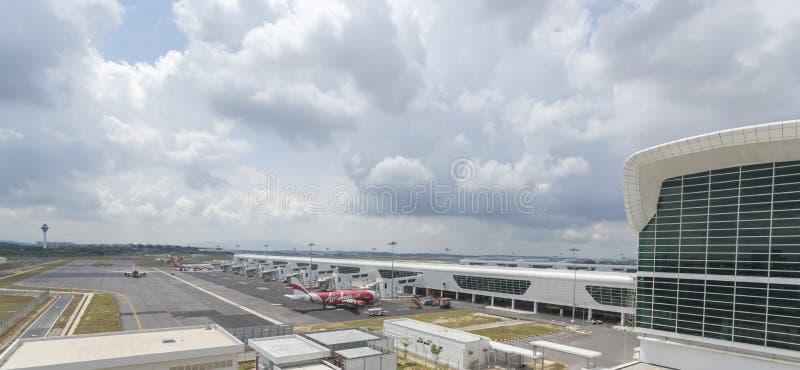 Flughafenstation stockbilder