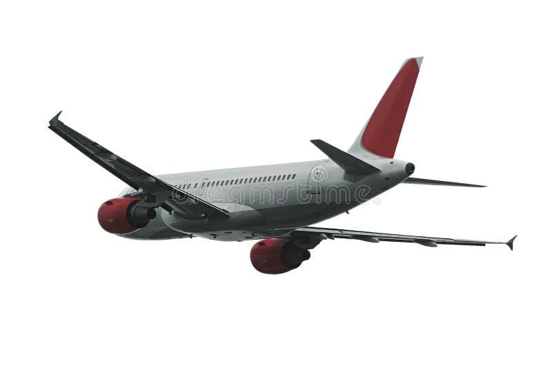 Flugzeug Airbus A319-112 stockbild