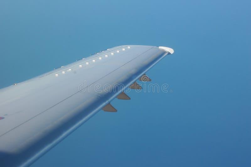 Download Flugzeug-Flügel stockfoto. Bild von luftfahrt, flugzeug - 29266
