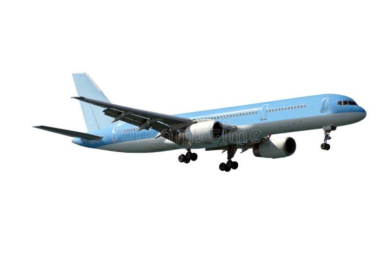 Flugzeug getrennt stockbilder