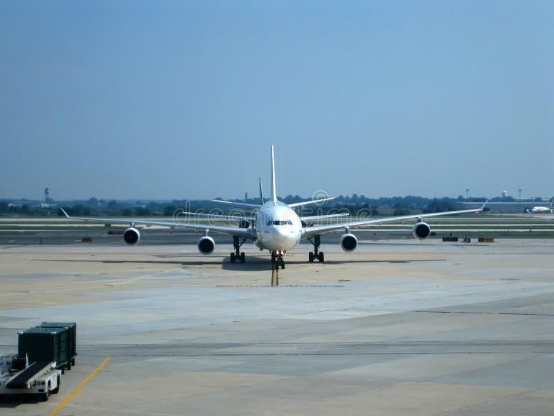 Flugzeug und Luftfahrt stockfotografie