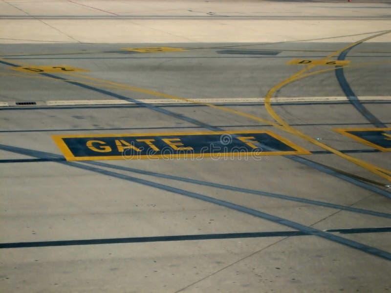 Flugzeug und Luftfahrt lizenzfreies stockbild