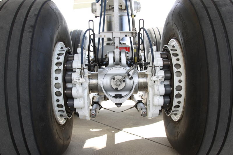 Flugzeug Reifen