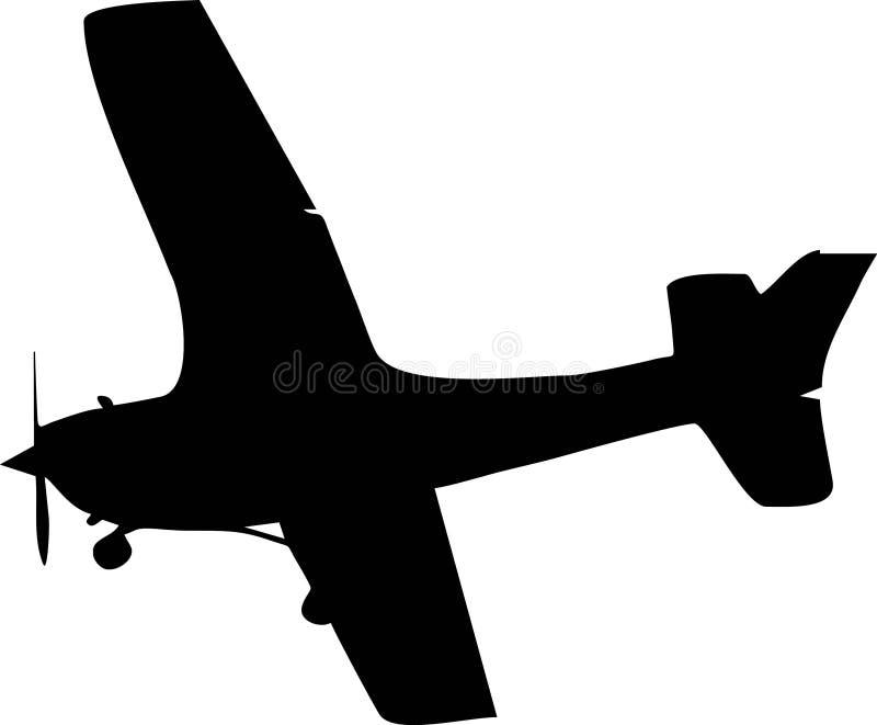 Flugzeuge vektor abbildung