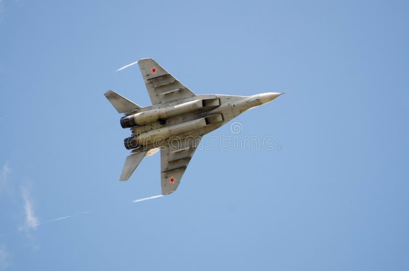 Flugzeugmilitär stockfotos