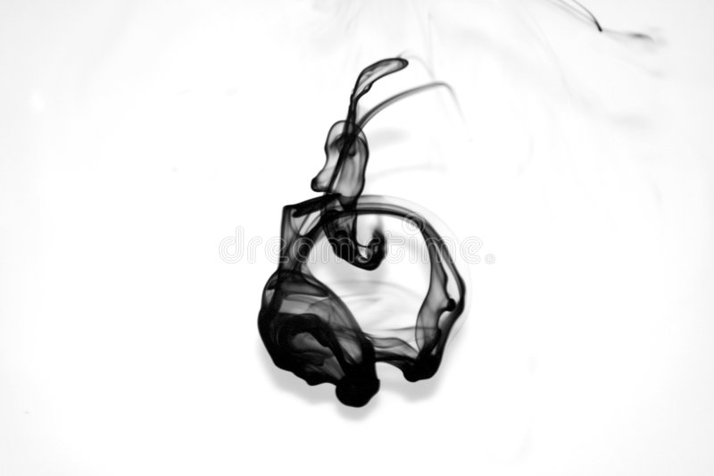 Flujo 27 de la tinta imagenes de archivo