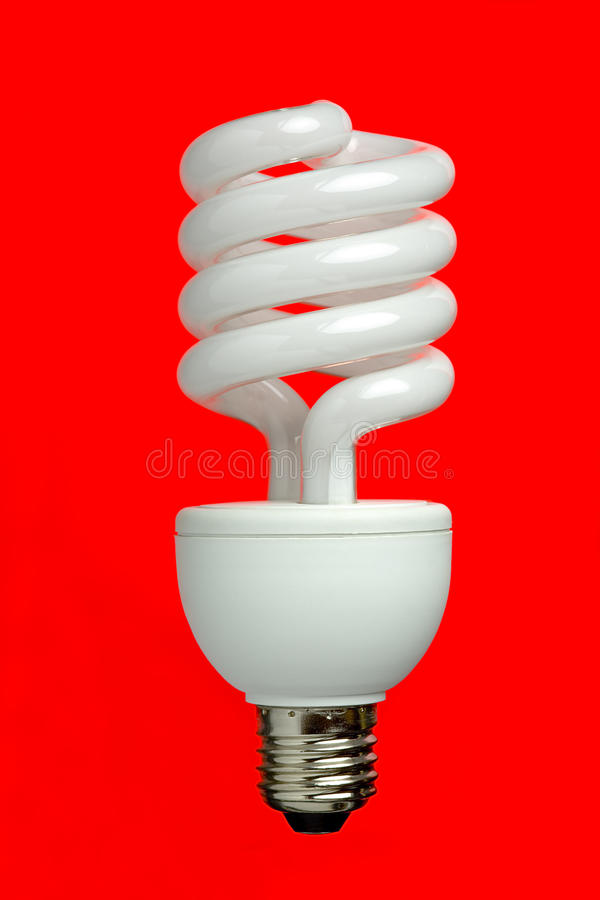 Download Fluorescent light bulb stock image. Image of plastic - 28320895