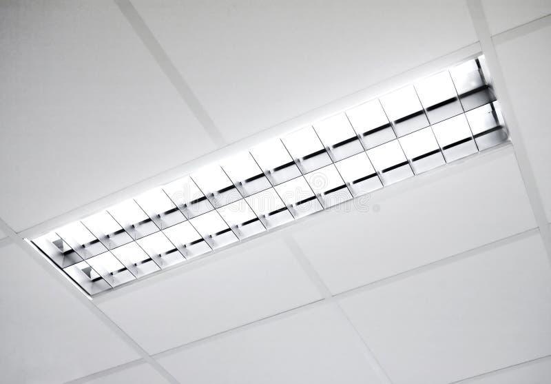 Fluorescent Light Fixture Stock Photos