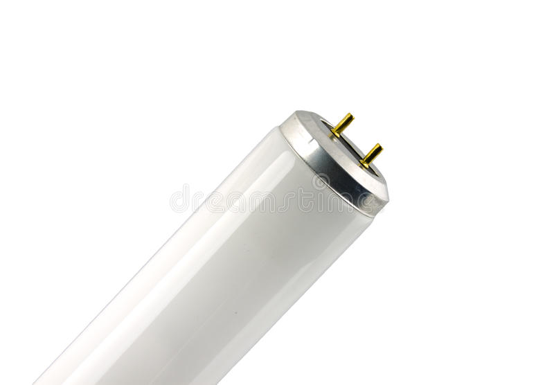 Fluorescent tube royalty free stock photography