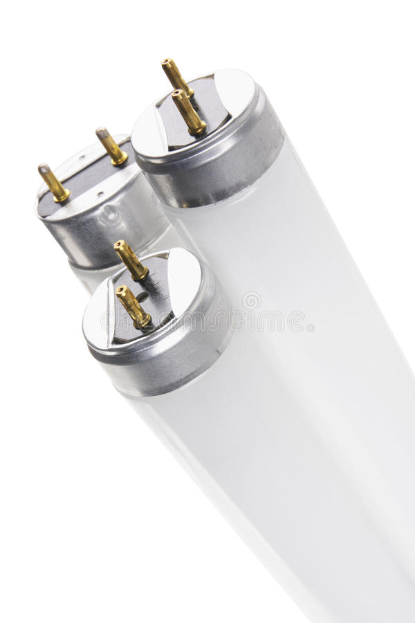 Fluorescent Tubes royalty free stock photography