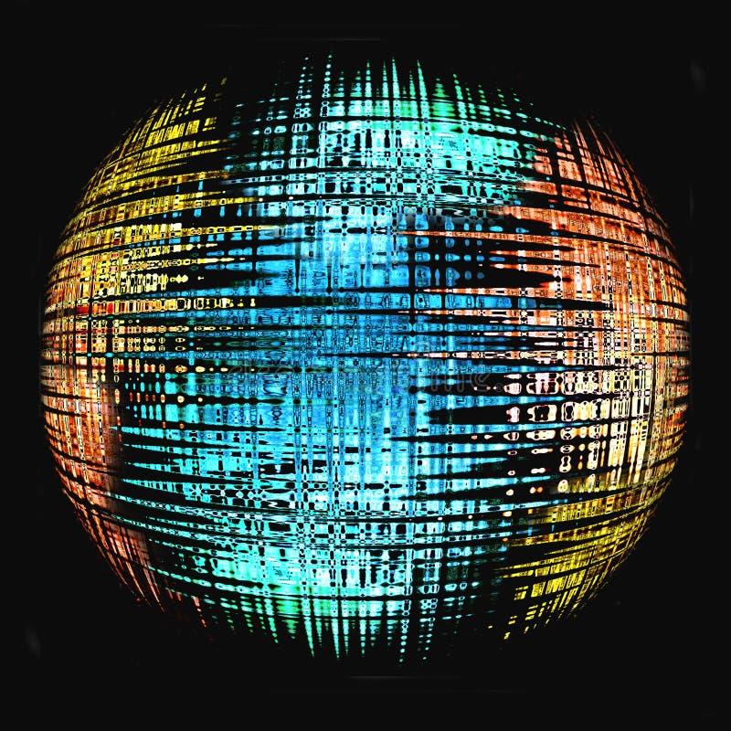 Download Fluorescente bol stock illustratie. Illustratie bestaande uit wetenschap - 10784370