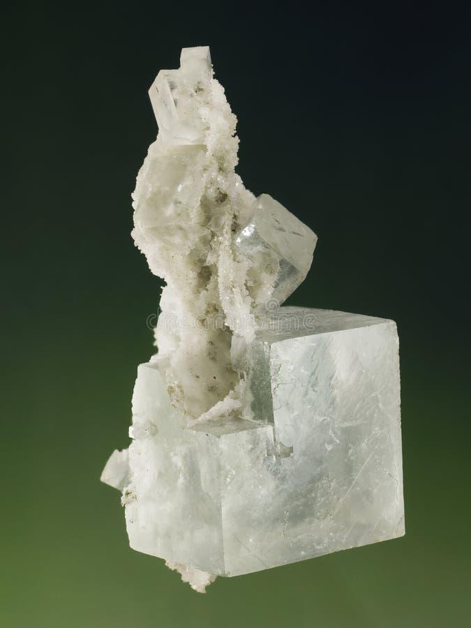 Fluorit 4 stockfoto