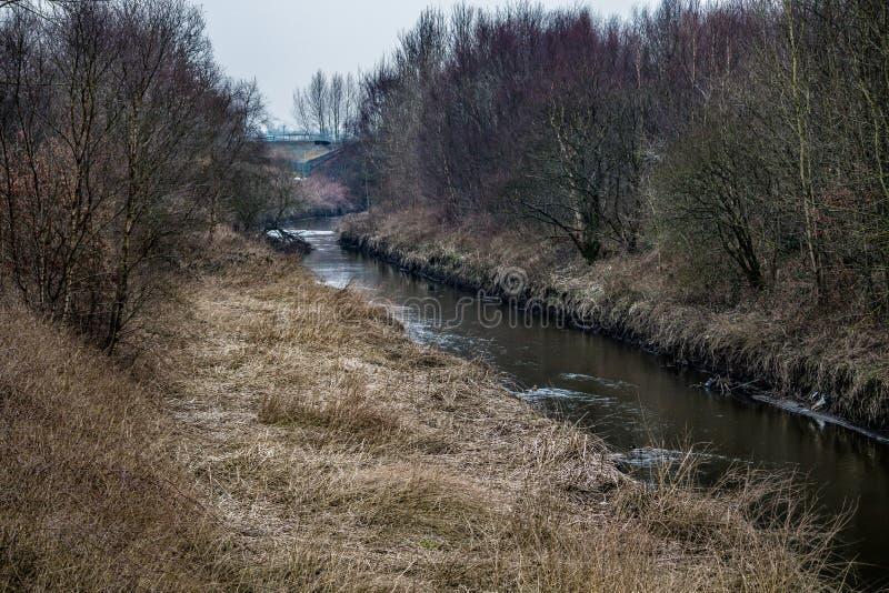 Fluss Douglas stockfoto