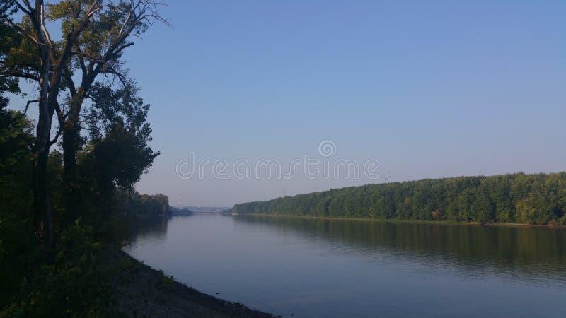 Fluss Mississipi lizenzfreie stockfotos