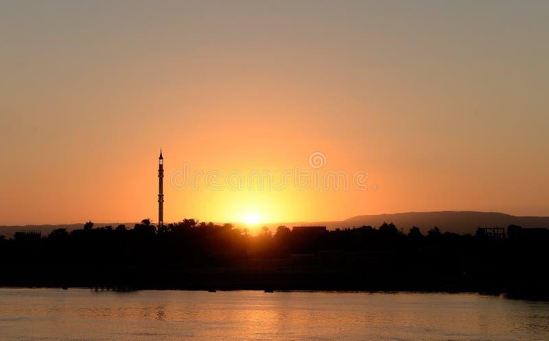 Fluss Nil lizenzfreie stockfotografie