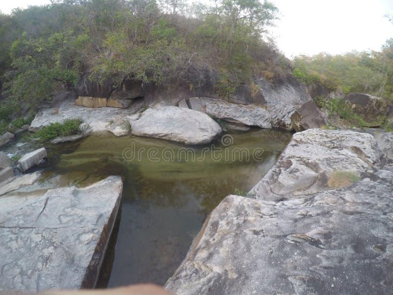 Fluss, playon lizenzfreies stockfoto