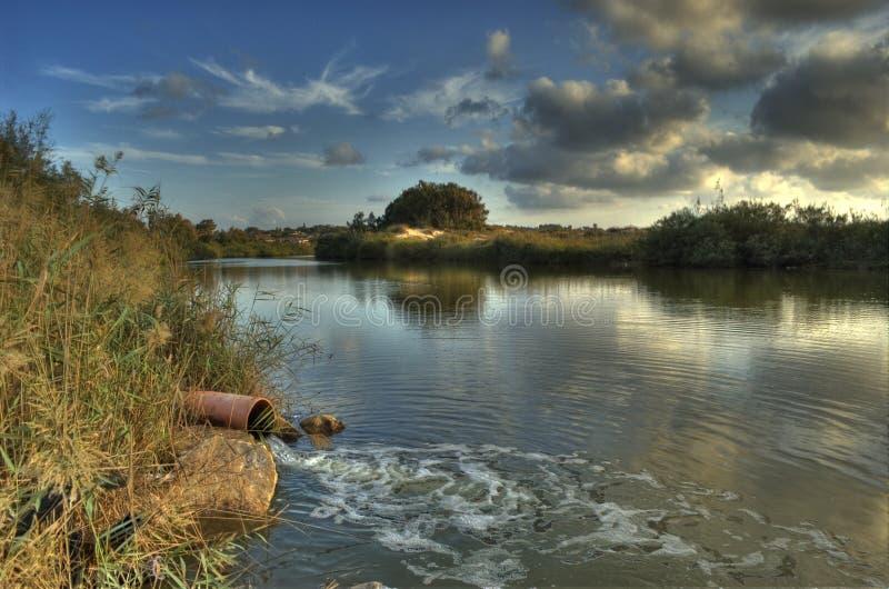 Fluss von Alexande. lizenzfreies stockbild