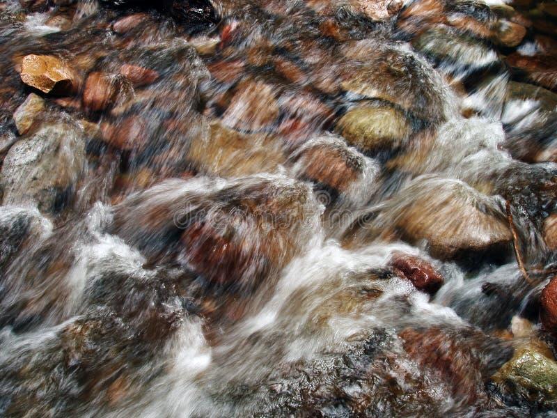 Download Flusso fotografia stock. Immagine di fiume, fluire, downstream - 201644