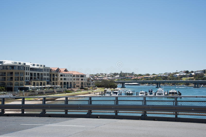 Flussufer-Leben lizenzfreie stockfotos