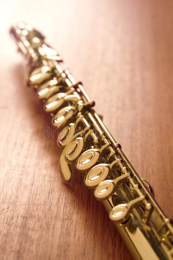 Flute royalty free stock photography