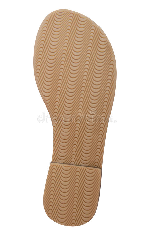 fluted sole royalty free stock photography