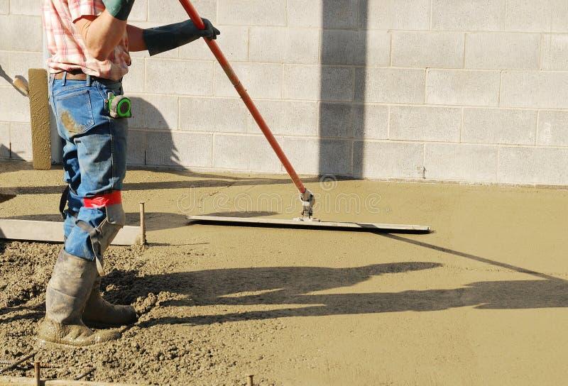 Flutuador concreto imagem de stock royalty free