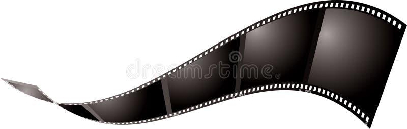Flutuador da película ilustração royalty free