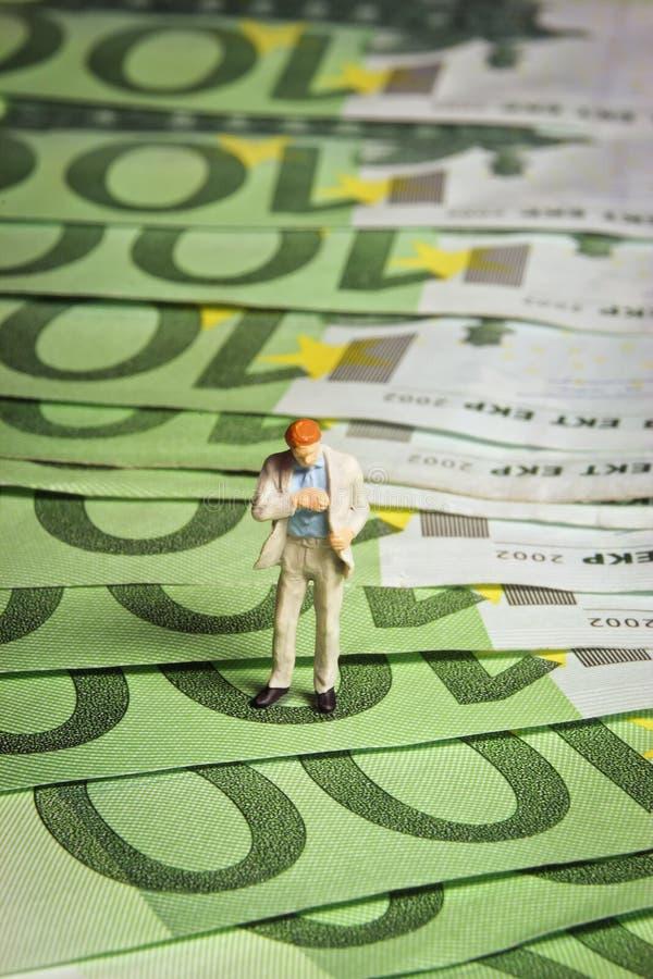 Fluxo De Caixa Imagem de Stock