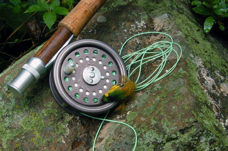 Fly Fishing III stock photography
