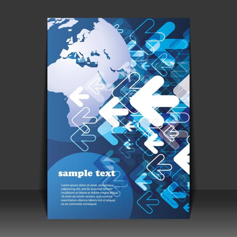 Download Flyer Design - Business stock vector. Illustration of cover - 20302270