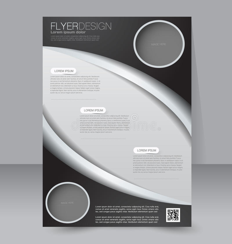 Black And White Business Flyer Mersnoforum