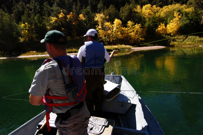Download Flyfishing stock photo. Image of river, summer, nymph - 1345558