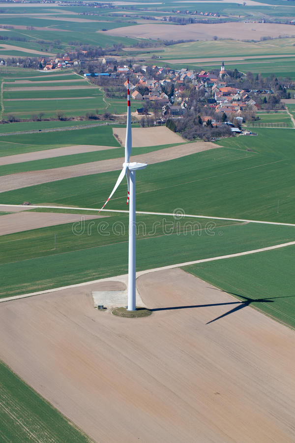 flyg- turbinsiktswind arkivbilder