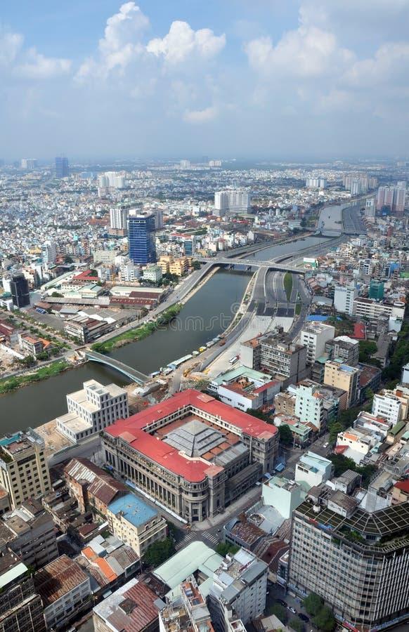 Download Flyg- Vietnam För Saigon För Minh För Chistadsho Sikt Redaktionell Bild - Bild av fullsatt, torn: 19786801