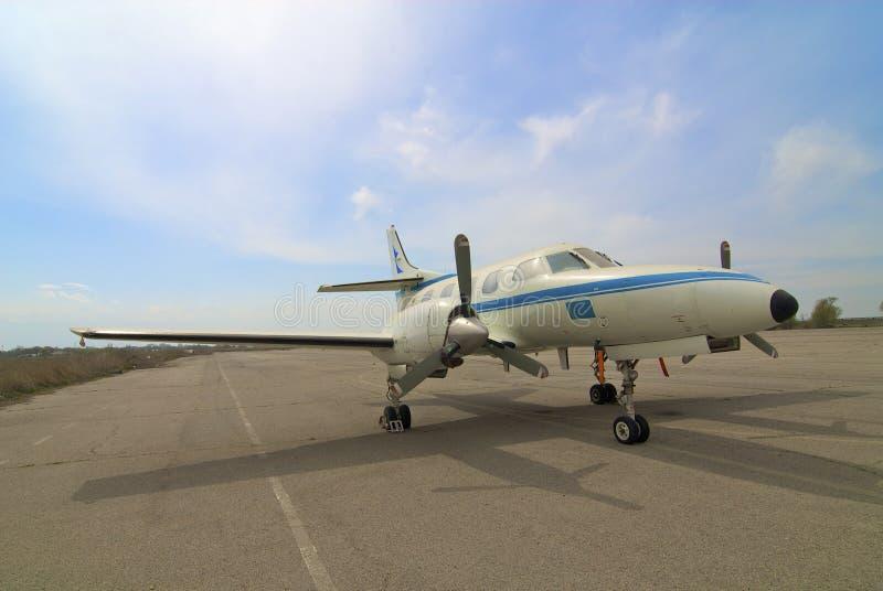 flygplan vip royaltyfri fotografi