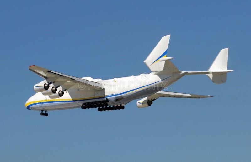 flygplanjätte fotografering för bildbyråer