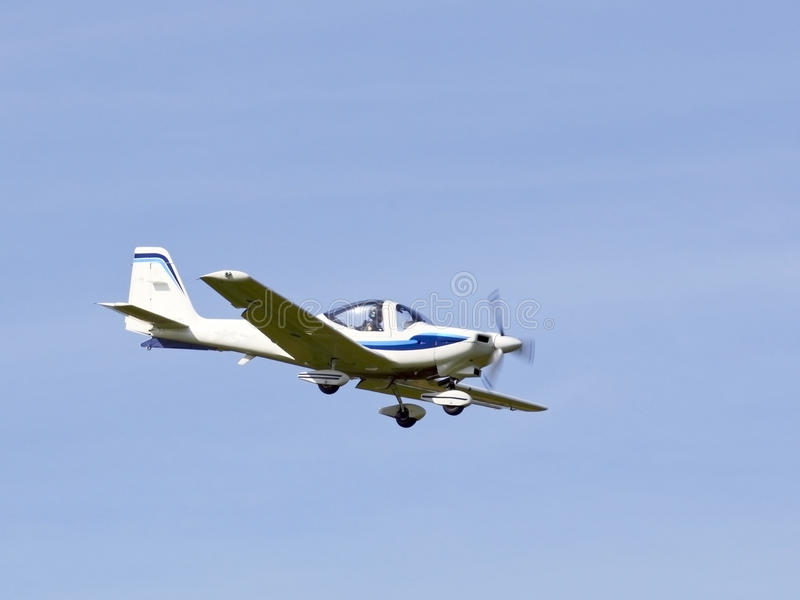 flygplanlampa fotografering för bildbyråer