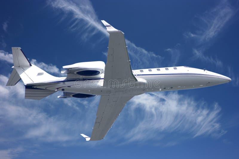 flygplansky arkivfoto