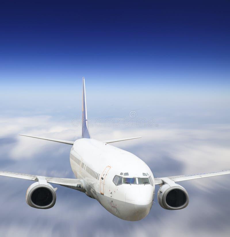 flygplanstråle arkivfoton