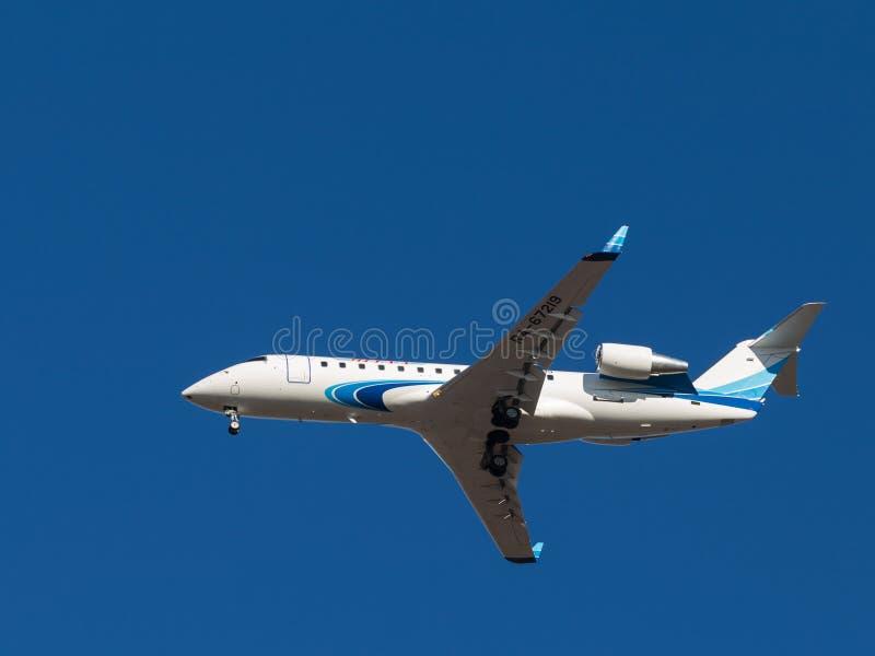 FlygplanYamal flygbolag arkivbilder