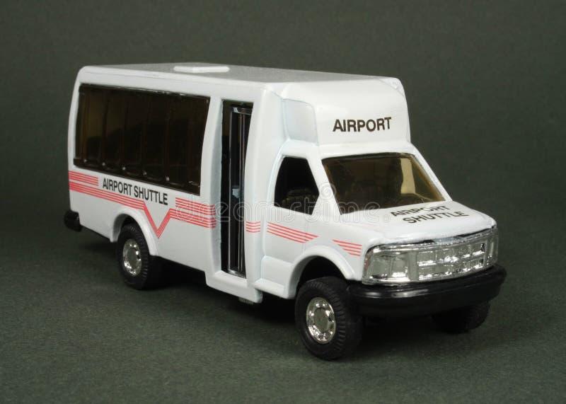 flygplatsanslutningsskåpbil arkivfoto