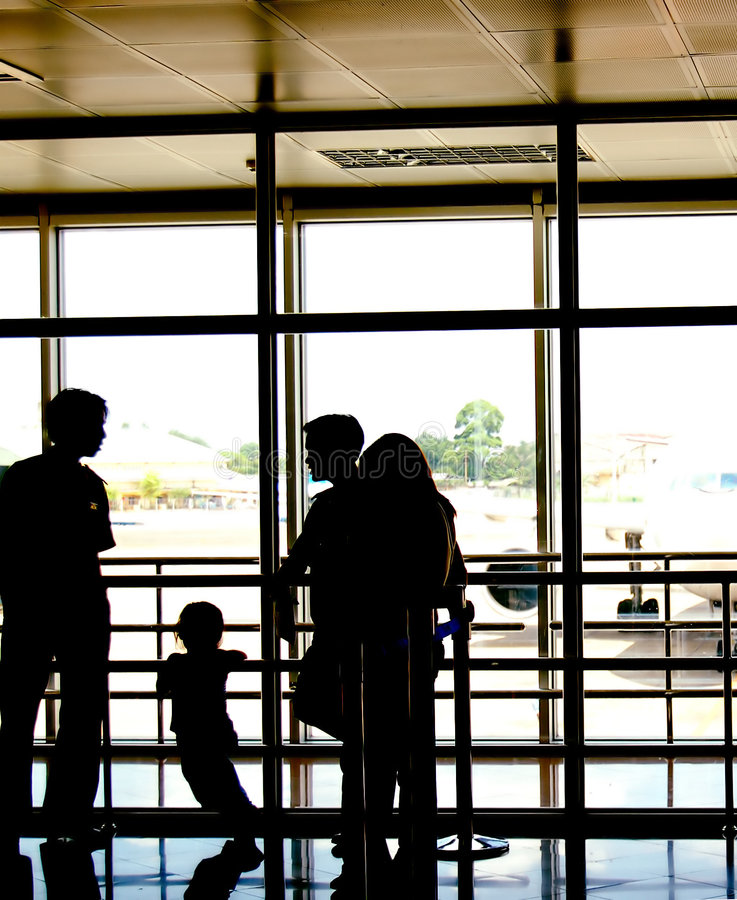 flygplatsfolk