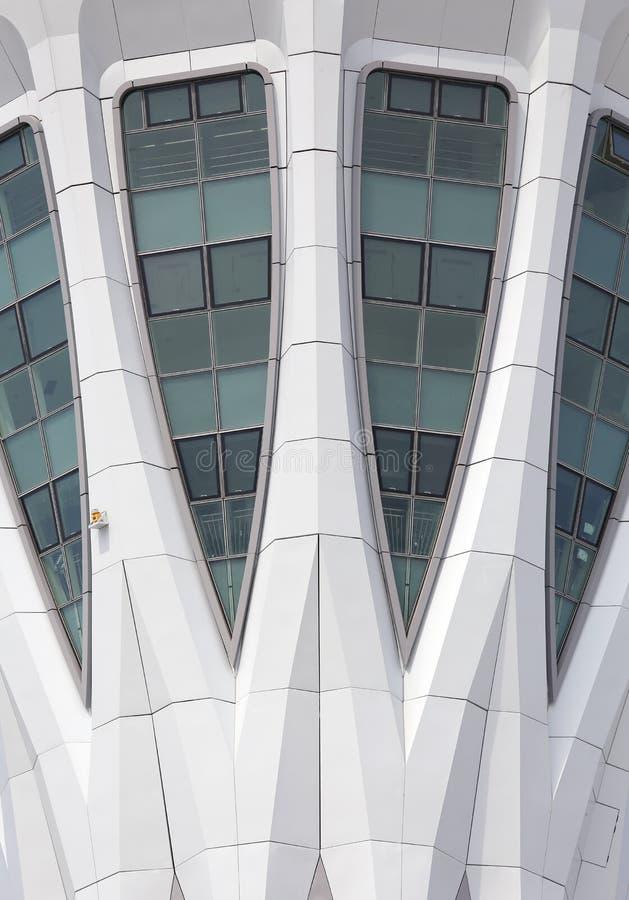 Flygplatskontrolltorn royaltyfria bilder