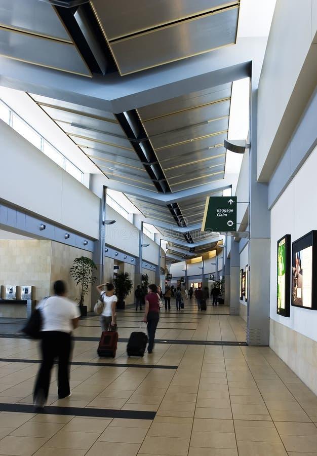 flygplatsområdesport royaltyfria bilder