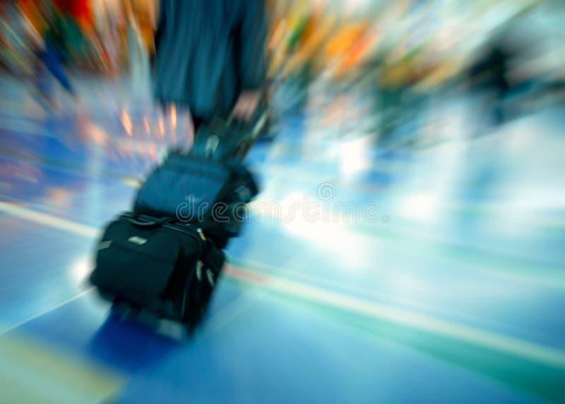 flygplatsterminal arkivfoto