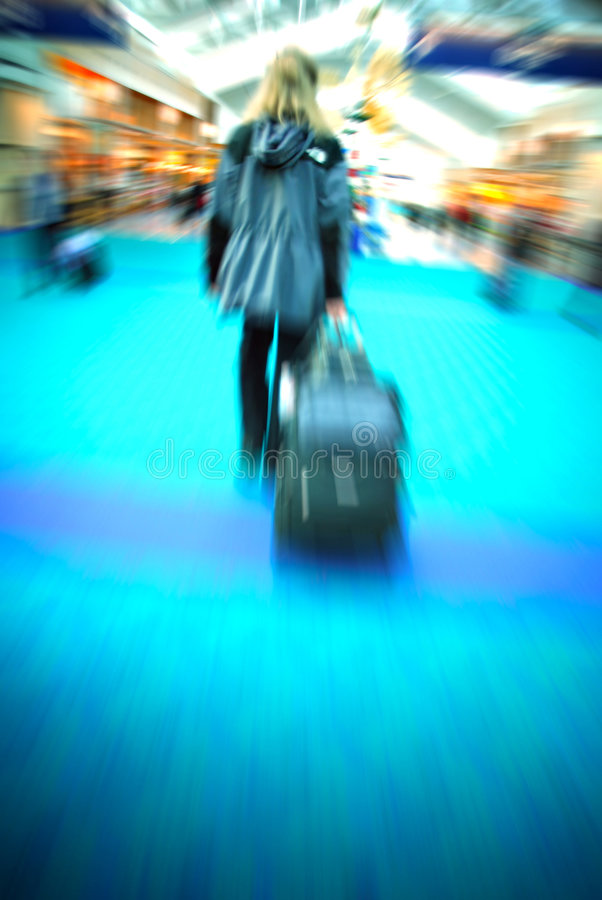 flygplatsterminal arkivbilder